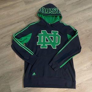 Adidas Men's Notre Dame Hoodie